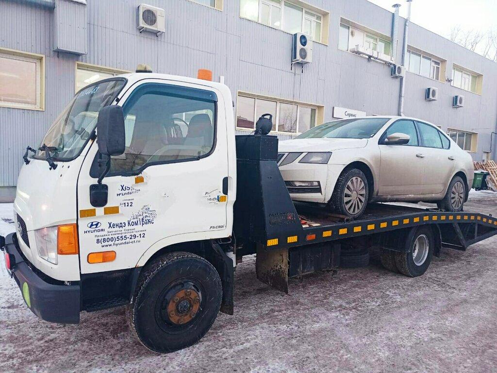 автотехпомощь, эвакуация автомобилей — Автоэвакуатор — Курган, фото №2