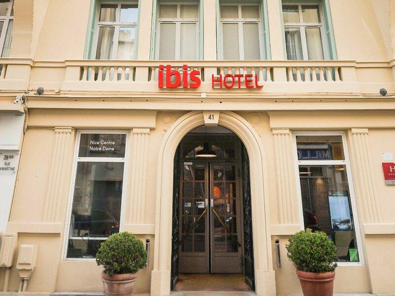 Hôtel Ibis Nice Centre Notre-Dame