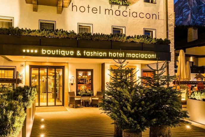 Boutique & Fashion Hotel Maciaconi