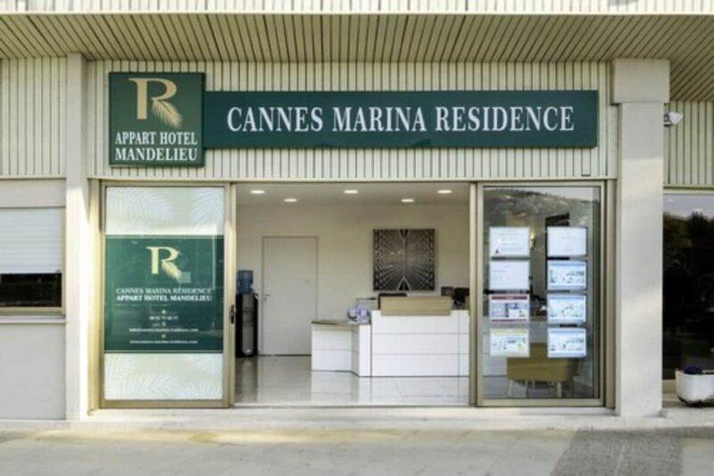 Cannes Marina Résidence - Appart Hôtel