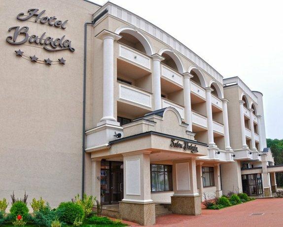 Гостиница Balada