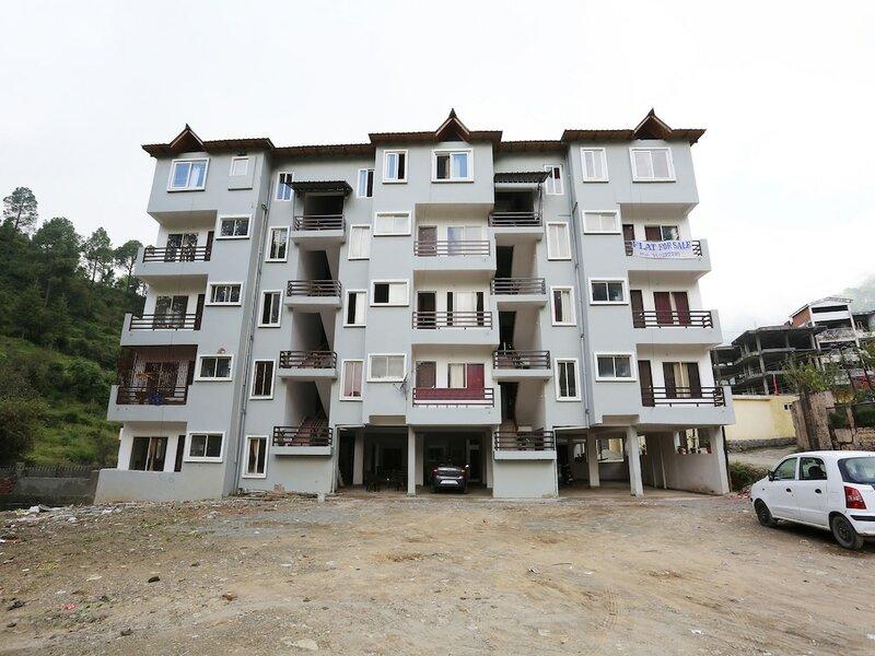 Oyo 12265 Home 2bhk Naini Paradise Bhowali Ramgarh