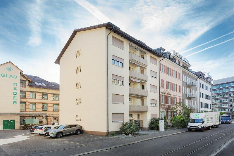 Visionapartments Zurich Cramerstrasse