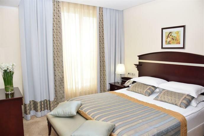 Парк отель Бишкек