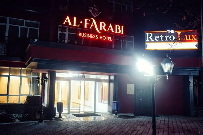 Al-Farabi Business Hotel