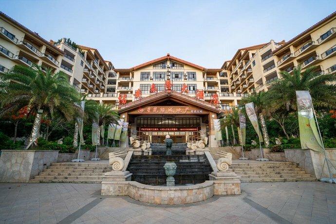 Fu'an Tailong Sea-view Hotel