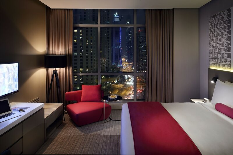Intercontinental - Дубай Марина
