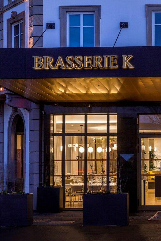 Отель des Vosges