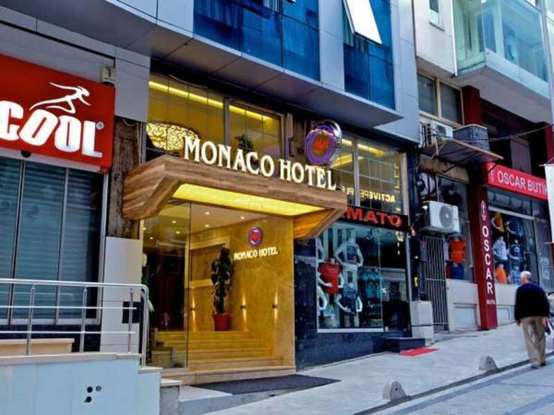 otel — Monaco Hotel — Fatih, foto №%ccount%