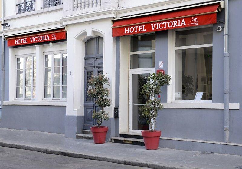 Hôtel Victoria Lyon Perrache Confluence