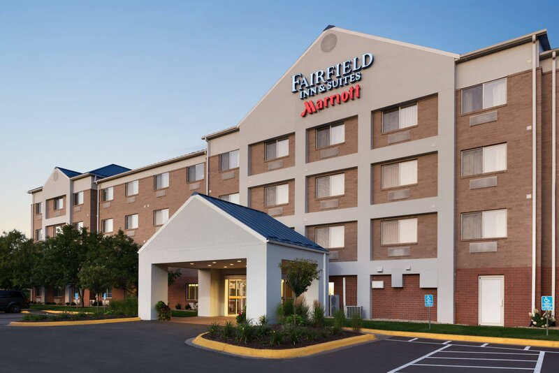 Fairfield Inn & Suites by Marriott Minneapolis Bloomington/Mall of America