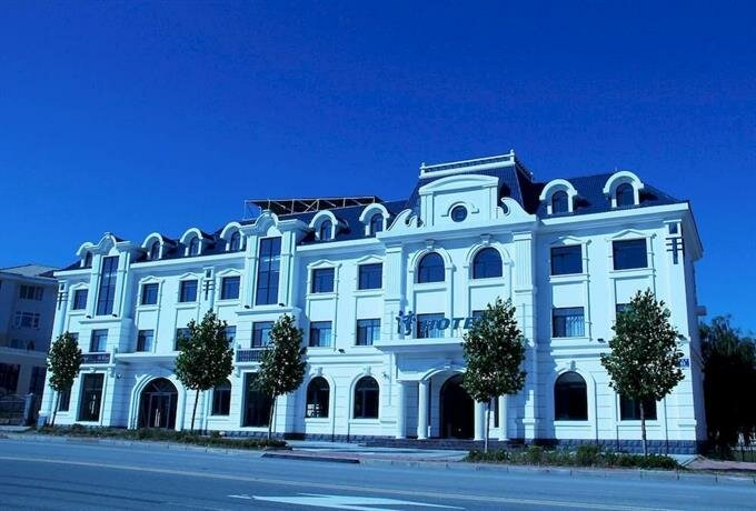 Jinyuwan Hotel Dalian Lvshun University City