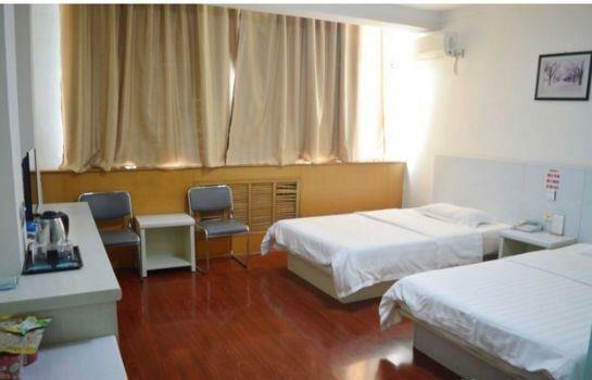 Vatica Hebei Hengshui Halixun Peace Hospital Hotel