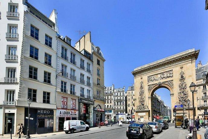 Dreamyflat Duplex Center Of Paris