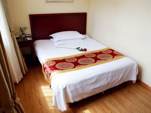 GreenTree Inn YangZhou Weiyang Road Siji Garden Express Hotel