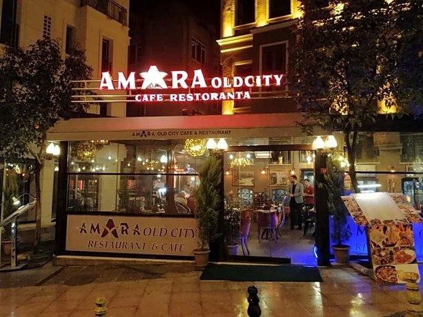 Amaraoldcity Restaurant Ve Hotel