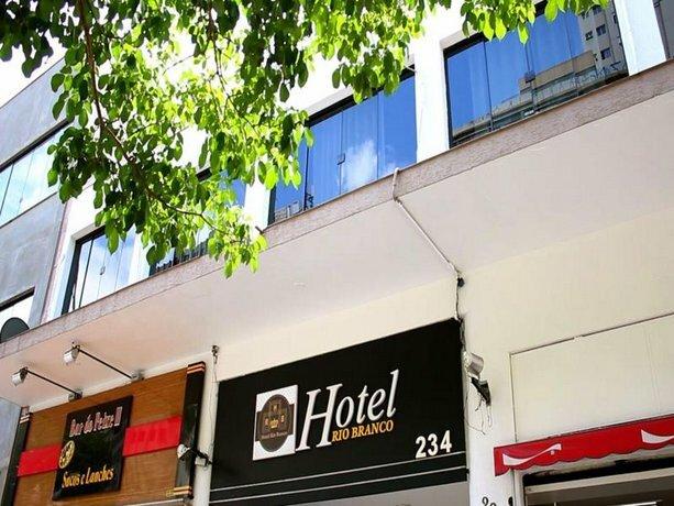 Hotel Rio Branco São Paulo Capital