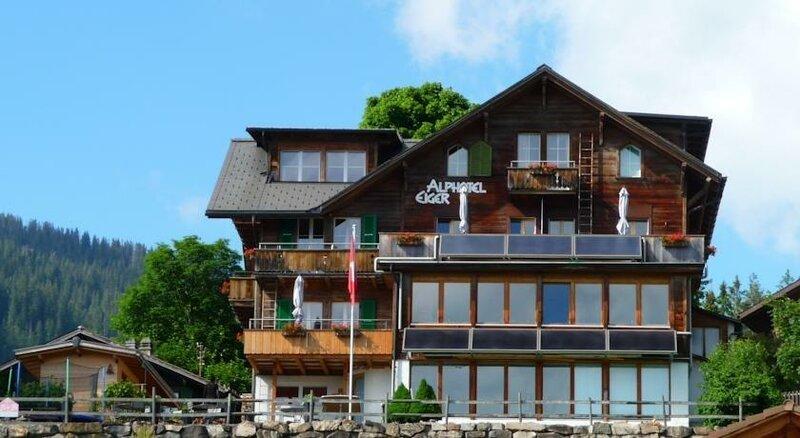 Alphotel Eiger B&b