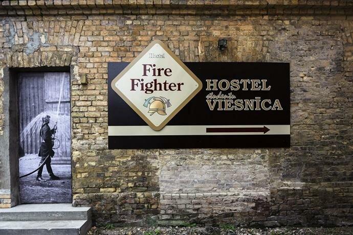 Firefighter Hostel