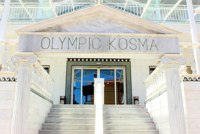 Olympic Kosma Hotel & Villas Bomo