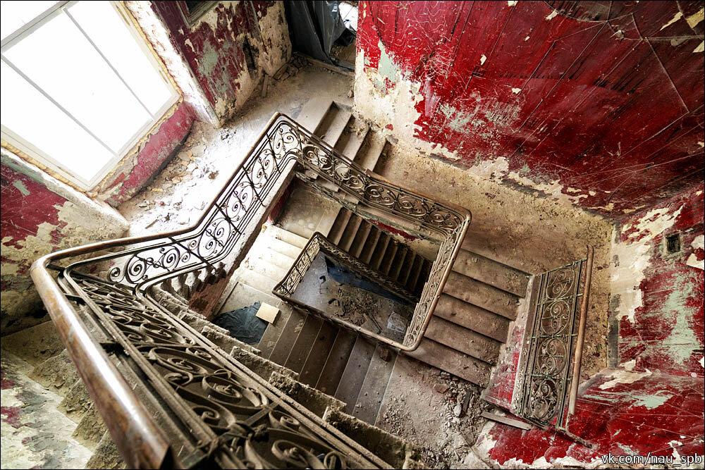 Заброшеные места в санкт петербурге фото заготовки кусочек