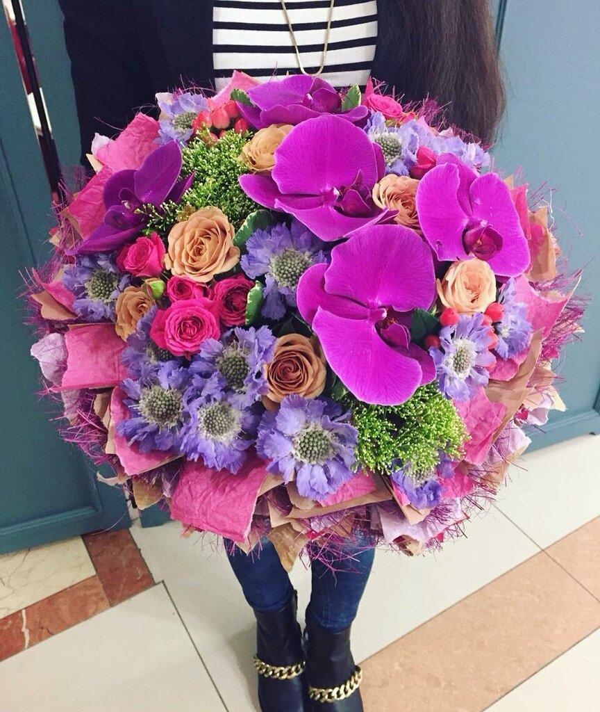 магазин цветов — Цветочная мастерская 4Флориста — Москва, фото №4