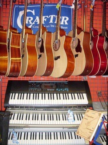 музыкальный магазин — Динатон — Москва, фото №3