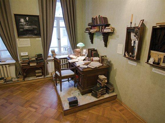 музей — Музей М.А. Булгакова — Москва, фото №7