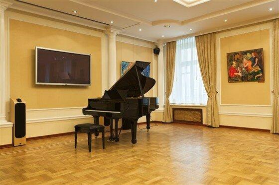 музей — Российский национальный музей музыки, Музей С. С. Прокофьева — Москва, фото №10