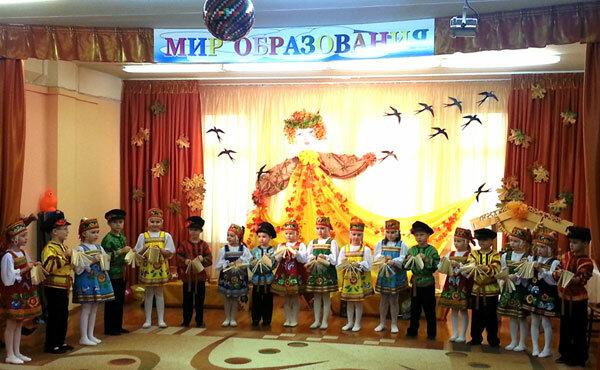 детский сад — Комплекс школа-детский сад Мир образования — Одинцово, фото №5