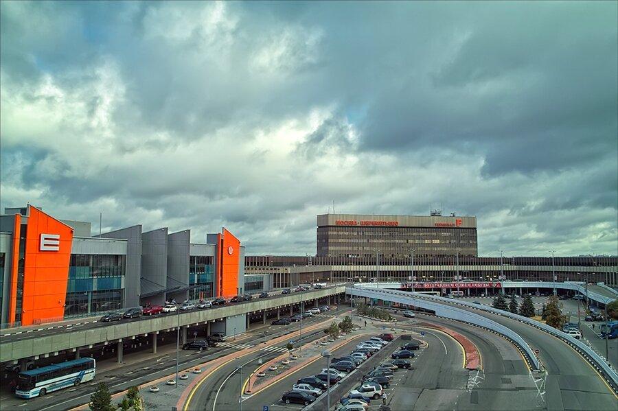 автомобильная парковка — ТКС-Шер — Москва и Московская область, фото №1