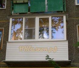 остекление балконов и лоджий — НН-Балкон — Нижний Новгород, фото №2