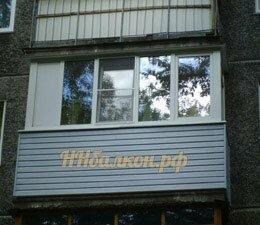 остекление балконов и лоджий — НН-Балкон — Нижний Новгород, фото №1