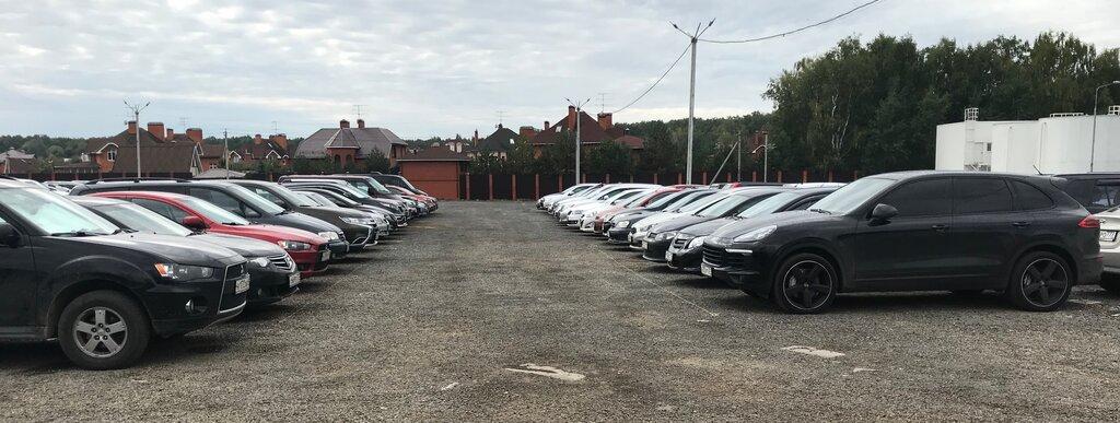 автомобильная парковка — Паркинг-СВО Шереметьево — Химки, фото №2