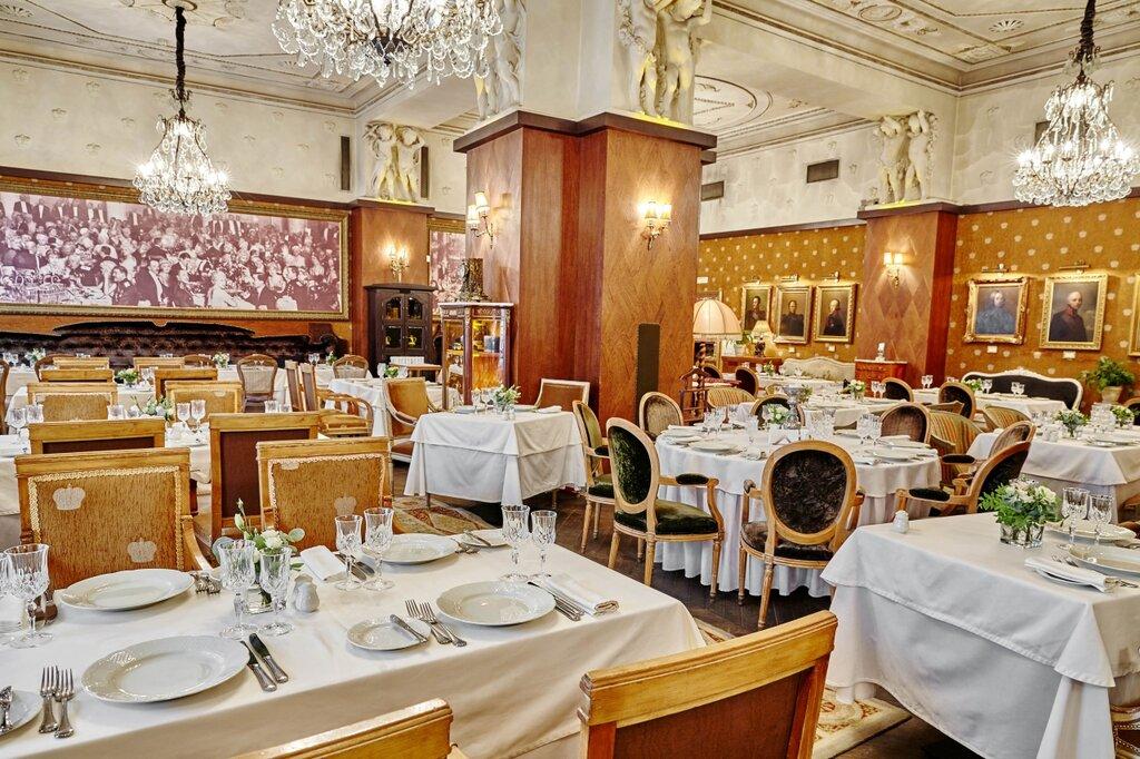 ресторан — Царь — Санкт‑Петербург, фото №1