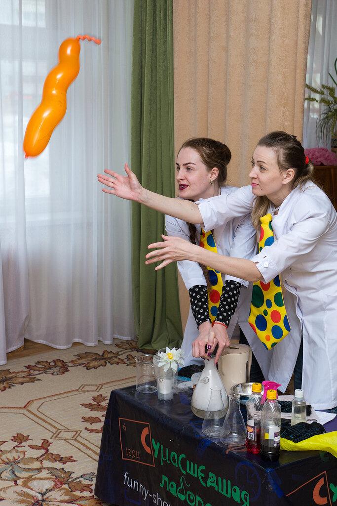 организация и проведение детских праздников — Ателье праздника профессора Фанни, ИП — Новосибирск, фото №10