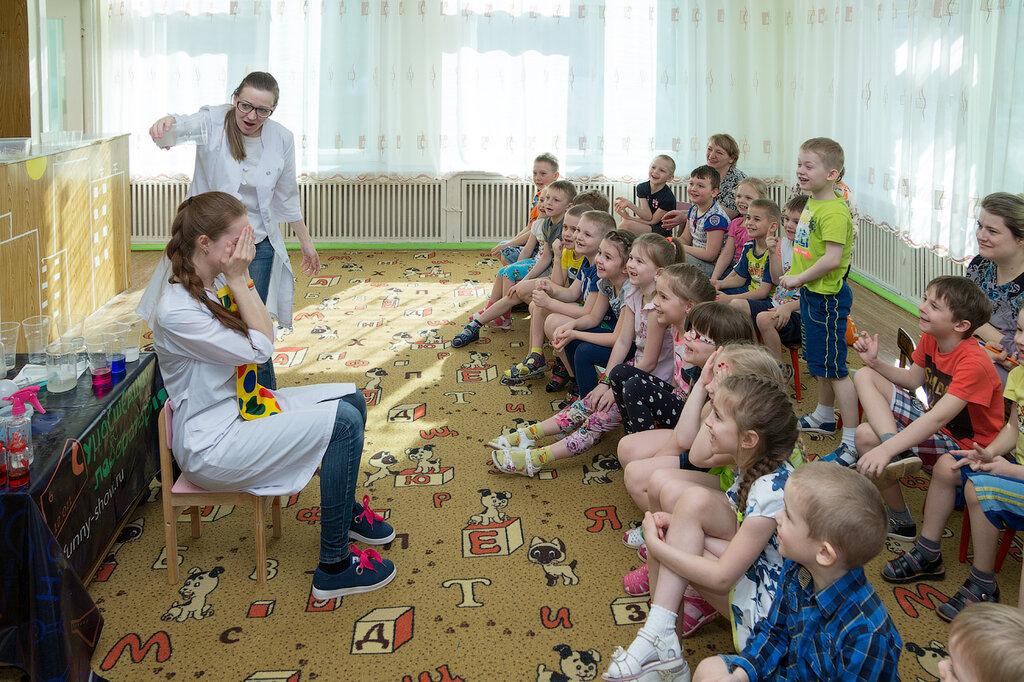 организация и проведение детских праздников — Ателье праздника профессора Фанни, ИП — Новосибирск, фото №8