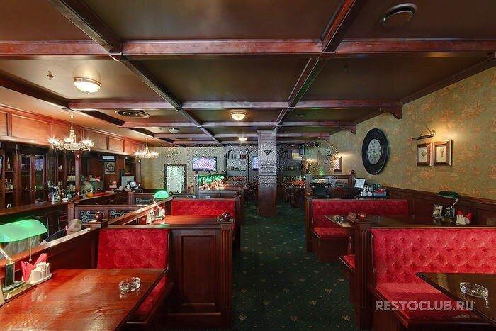 pub, bar — O'Briens — Saint Petersburg, фото №5