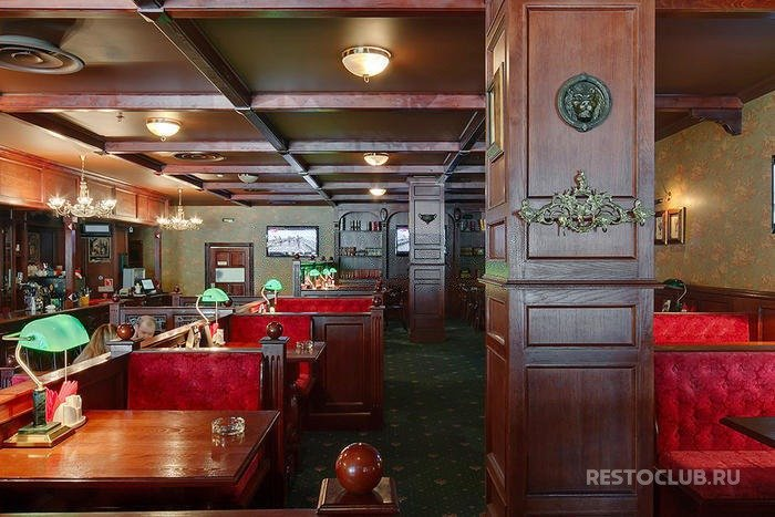 pub, bar — O'Briens — Saint Petersburg, фото №8