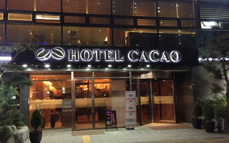 Hotel Cacao Incheon