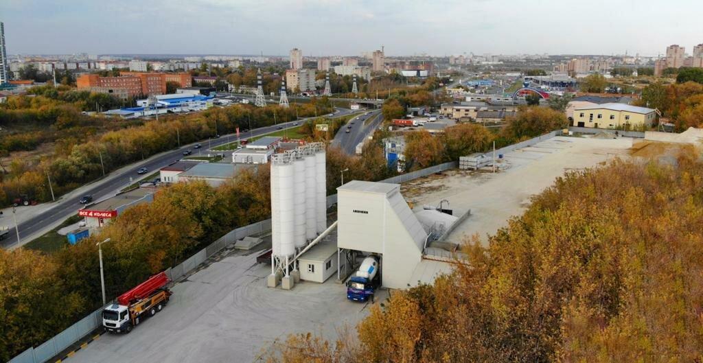 завод товарных бетонов в туле