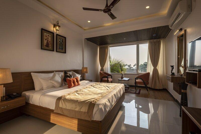 Krishna Beach Resort and SPA