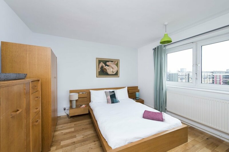 Central Stylish 2br Flat with Tower Bridge Views