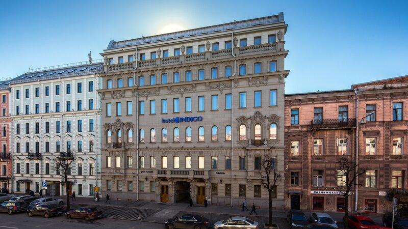 Hotel Indigo St. Petersburg-Tchaikovskogo