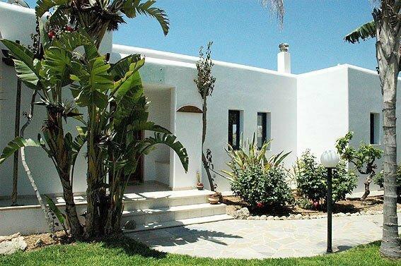 Kymmates Beach Front Villas