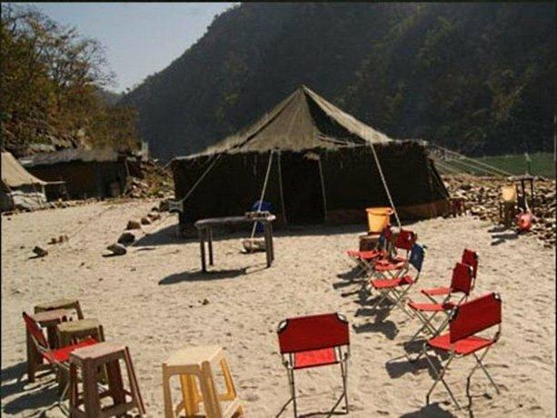Alaknanda River Adventure Camp Byasi Tents