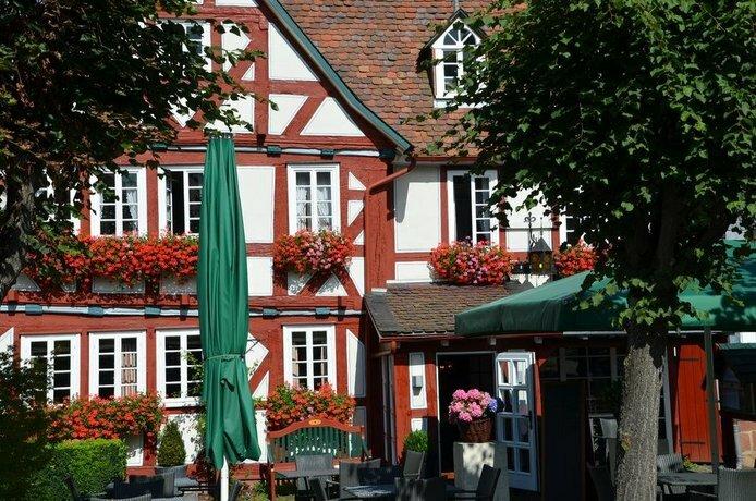 Hotel-Restaurant Dombacker