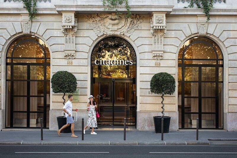 Citadines Saint Germain des Prés Paris