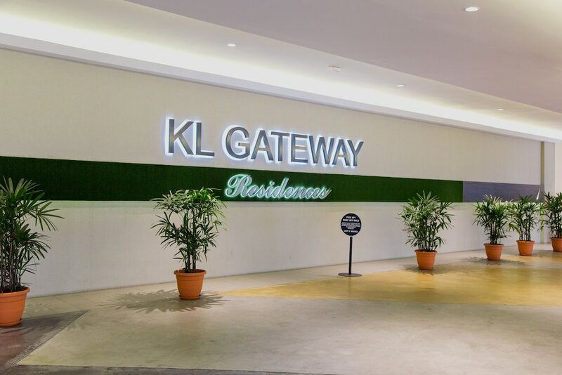 Kl Gateway Luxury Apartment
