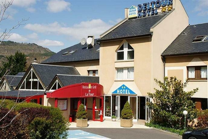 Deltour Hôtel Mende Éco